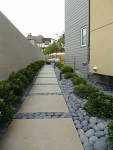 amenagment allee de jardin 45 idees originales With allee d entree maison