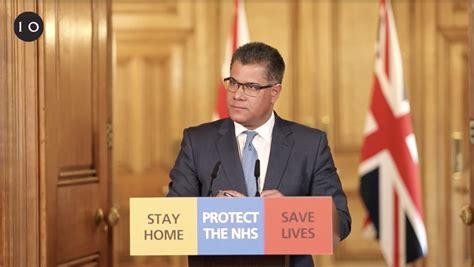 Business Secretary Alok Sharma: we'll tackle Coronavirus ...