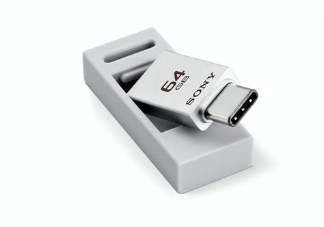 Sony Unveils Flash Drives With Both Usb Type-a And Type-c