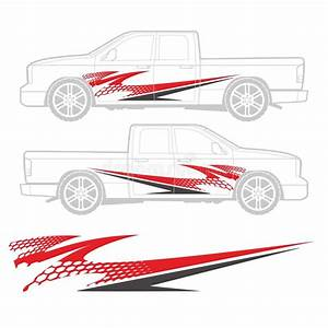 Truck and vehicle decal graphic design stock vector for Vehicle lettering design online