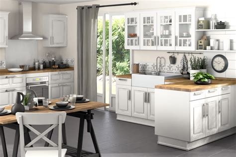 meuble cuisine rustique meuble cuisine rustique lapeyre cuisine idées de