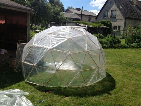 diy geodesic dome greenhouse  owner builder network