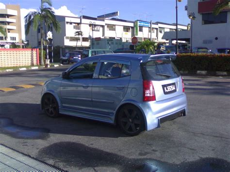 Kia Picanto Modification by Picanto161 2005 Kia Picanto Specs Photos Modification