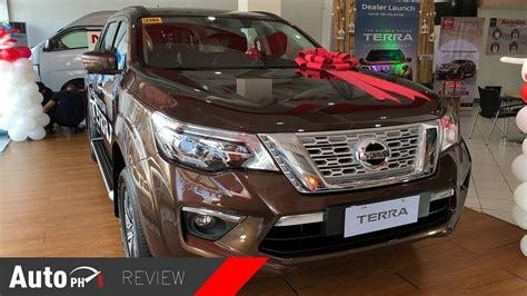 Nissan Terra 2020 by Nissan Terra 2020 Philippines Redesign And Review Review