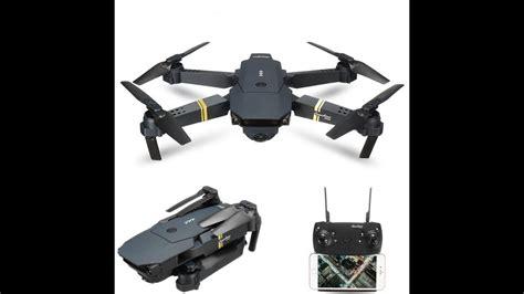 dronex pro eachine  recensione immagini test video clone mavic pro italiano