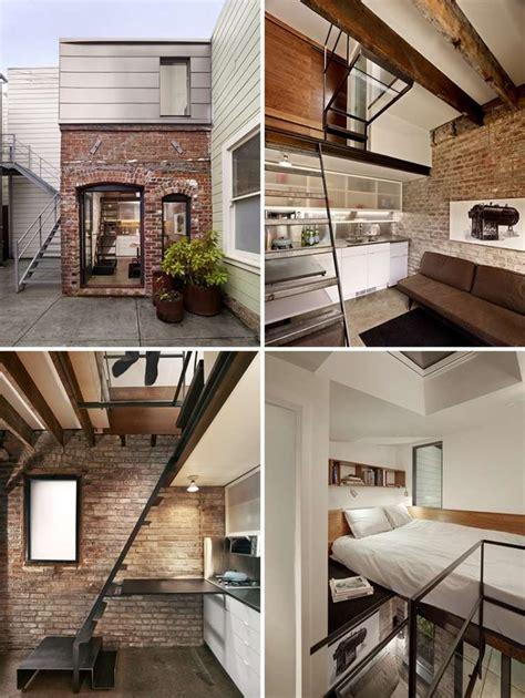 place du lit dans une chambre lit mezzanine 2 places 9 idées gain de place chambre adulte