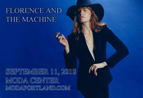 florence   machine   september moda center  portland oregon
