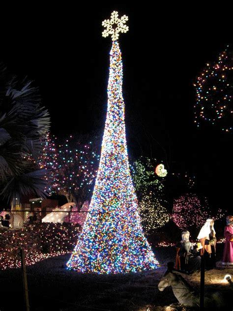 christmas lights around the world