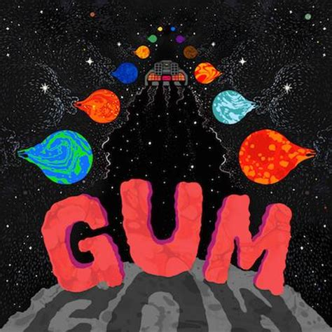 Album Announce Gum  Delorean Highway  Spinning Top Music