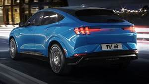 The 2021 Ford Mustang Mach-E all-electric SUV driving pleasure | Electric Hunter