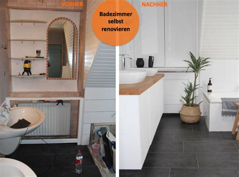Kleines Bad Kostengünstig Renovieren by Design Dots Badezimmer Selbst Renovieren