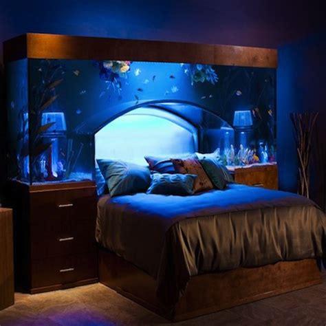 le lit aquarium parfait pour loger vos robots fish