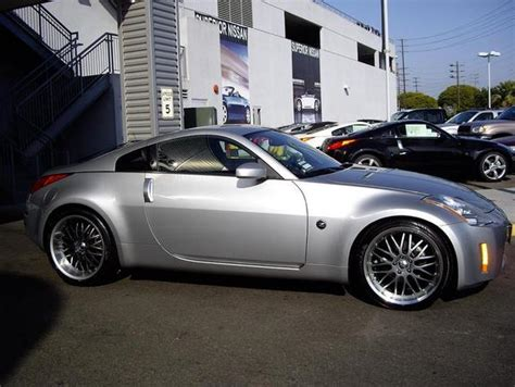 Zbaker 2005 Nissan 350z Specs, Photos, Modification Info