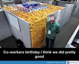 Funny Coworker Birthday Meme