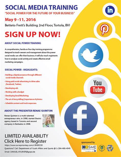social media classes entrepreneurs to receive social media