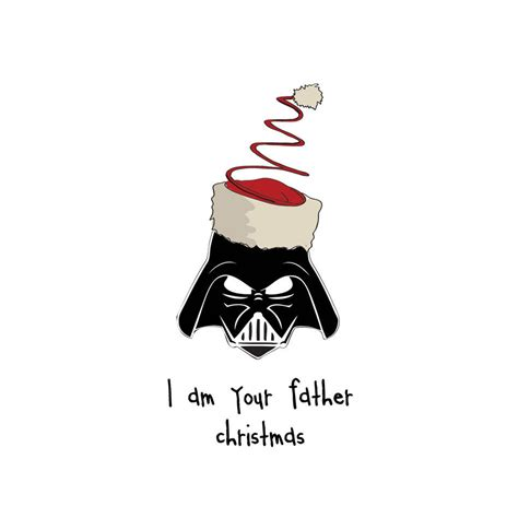 I don't know what you guys think though. Star Wars | Nerdy christmas cards, Star wars christmas, Funny christmas cards