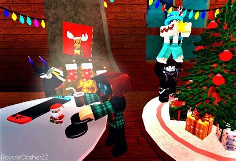 roblox christmas gfx     robux  ipad