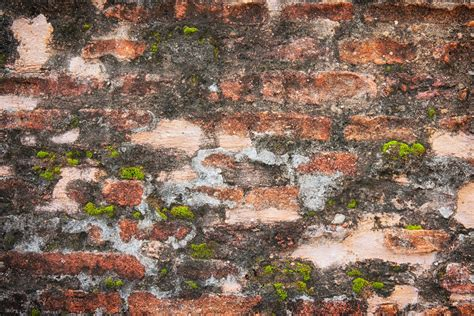 gritty brick wall grunge texture background