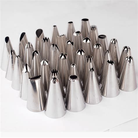 New Qualified Cake Decorating 24Pcs/set Large Stainless