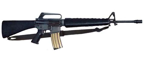 M16 rifle | firearm | Britannica.com