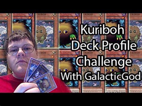 Yugioh Kuriboh Deck 2012 by Yugioh Kuriboh Deck Challenge With Galacticgod