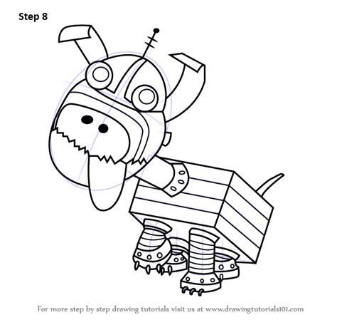 learn   draw goddard  jimmy neutron boy genius