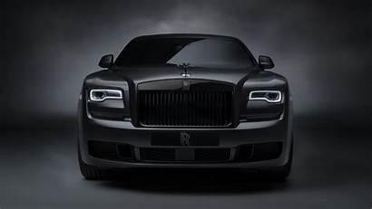 Royce Rolls Ghost Badge Wallpapers 5k