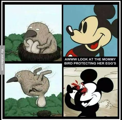 Mickey Meme - funny mickey mouse cartoon