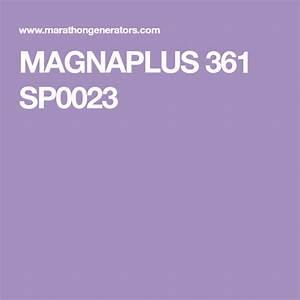 Magnaplus 361 Sp0023