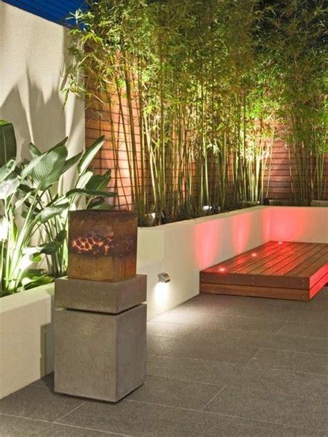 Gartengestaltung Sichtschutz Beispiele by 1001 Ideen F 252 R Moderne Gartengestaltung Zum Genie 223 En An