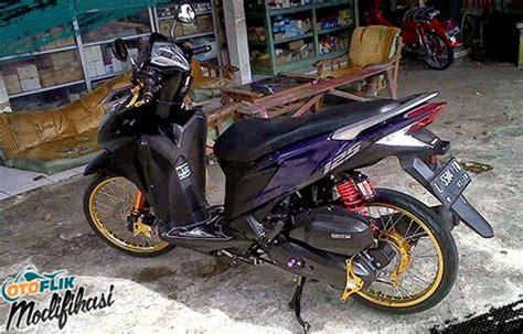 Modif Motor Matic Terkeren by 250 Modifikasi Motor Matic Terkeren 2019 Honda Yamaha