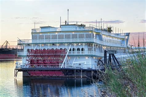 Old Queen Boat by A Little Piece Of Tacoma History The Emerald Queen Casino