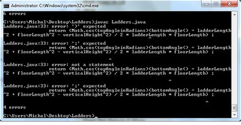java math cos not working stack overflow
