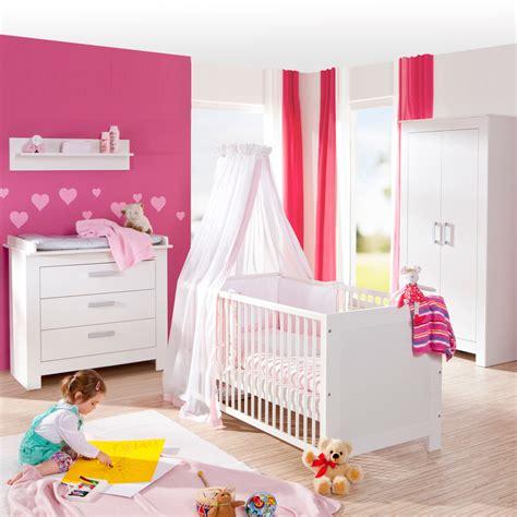 chambre complete de bébé chambre bébé complète trio marlène blanc de geuther chez
