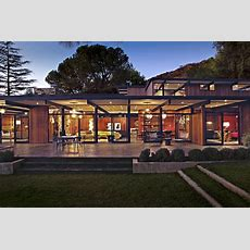Midcentury House With A Modern Touch In Los Angeles
