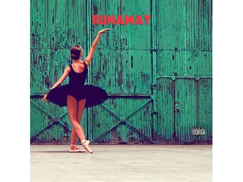 kanye west runaway ft pusha  official artwork
