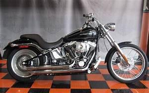 2000 Harley-davidson Fxstd Softail Deuce