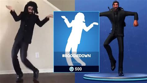 boogiedown contest  fortnite emotes youtube