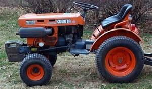 Kubota B5100d B5100e B6100d B6100e B6100hst