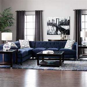 Cleveland sectional jerome39s furniture furniture for Sectional sofa jeromes