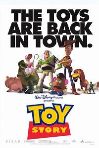 Toy Story – Poster Gallery | Pixar Talk