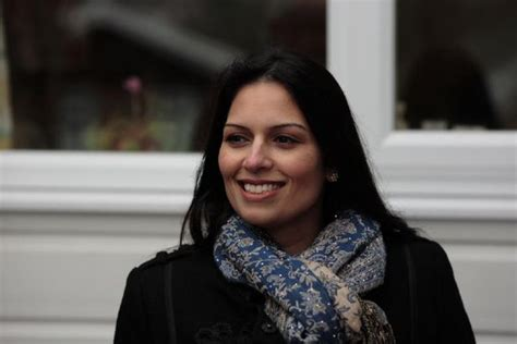 Witham MP Priti Patel slams Maldon Council for trying to ...