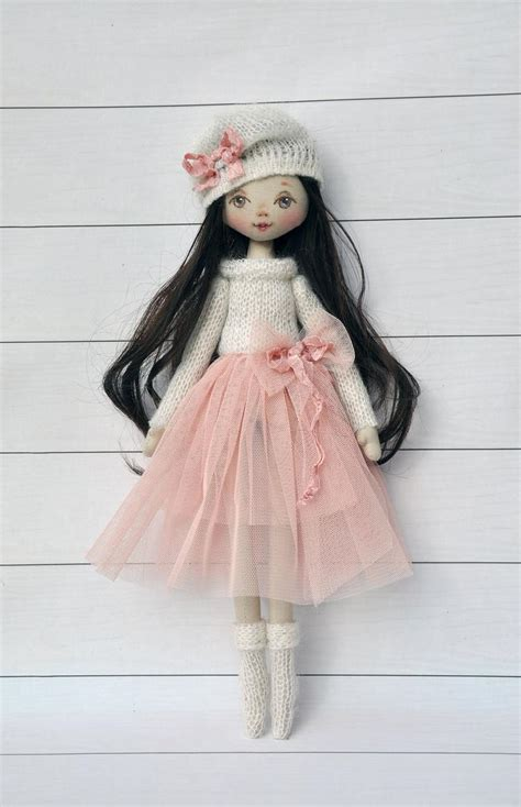 cloth doll pattern   sewing tutorialsoft  niladolss