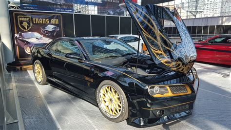 New Smokey And The Bandit Car by Smokey And The Bandit Make A Comeback In New York Gm