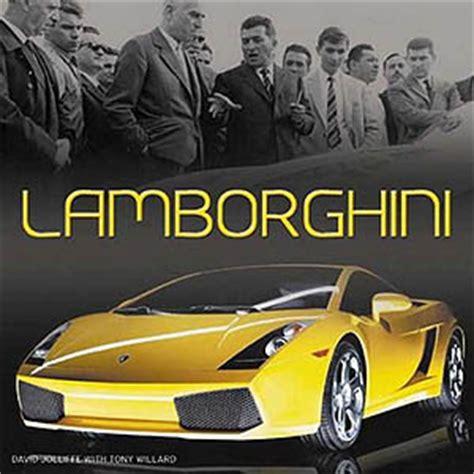 lamborghini books