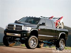 Dodge Ram 3500 Lifted With Stacks wallpaper   1600x1200 ...