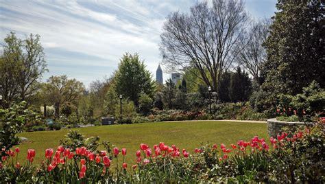 hotels  atlanta botanical garden omni atlanta  cnn