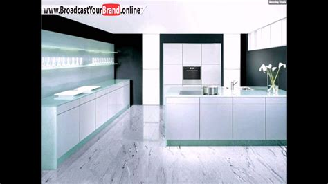 Weiße Marmor Fliesen Moderne Küche Youtube