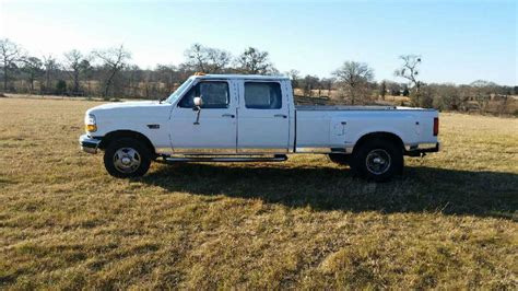 1995 Ford F350 Powerstroke Dually for sale