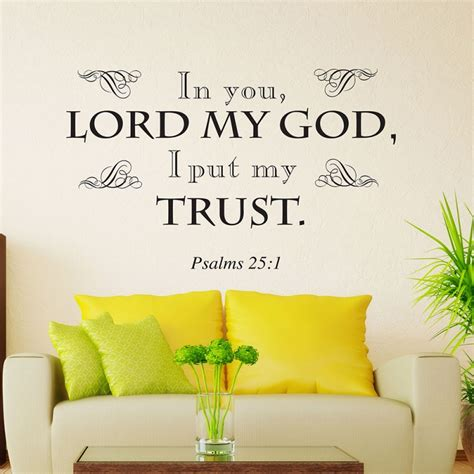 psalms  scripture wall decal divine walls